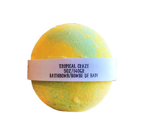 Tropical Craze Bathbomb