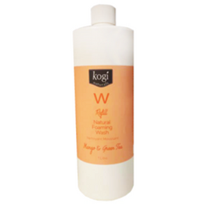 Mango & Green Tea Foaming Wash Refill  1 LT.