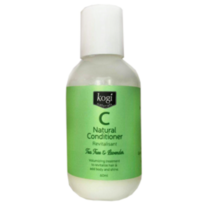 Tea Tree & Lavender Hemp Conditioner 60ml