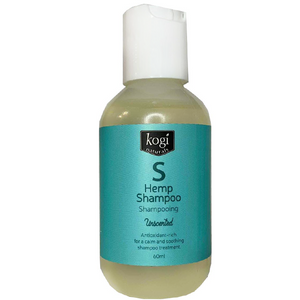 Unscented Hemp Shampoo 60ml