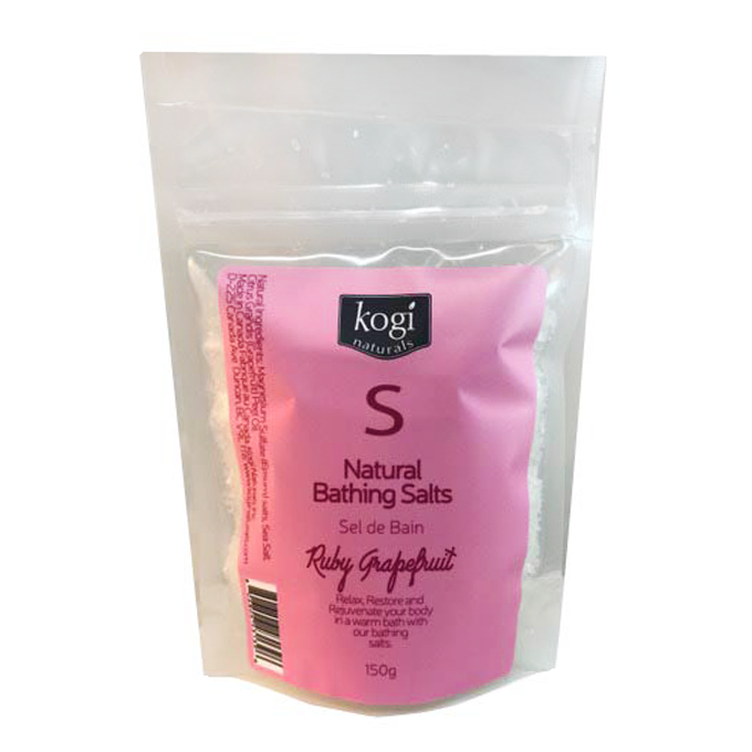 Bathing Salts  - Pink Grapefruit  150g