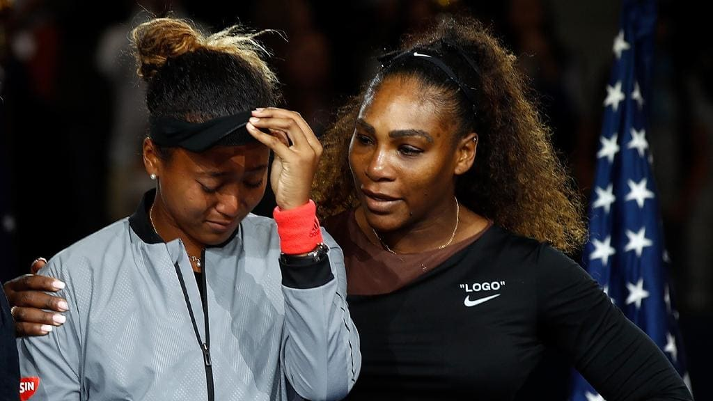 Why Making It About Serena Williams & Naomi Osaka Is Misogyny