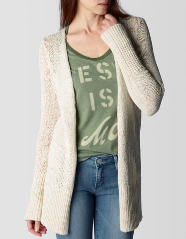 WOMENS LONG CARDIGAN