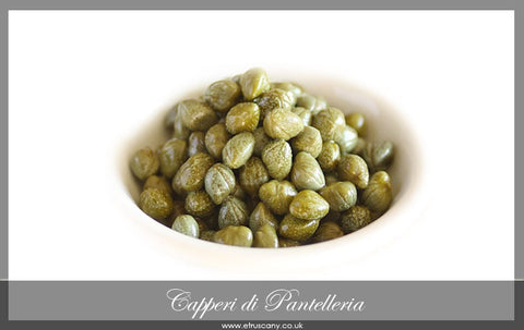Capers from Calabria 140g