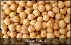 Chickpeas from Colfiorito