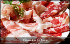 Selection of Sliced Cured Meats