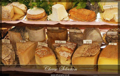 Cheese Board Selection - Traditional