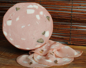 Mortadella with Black Truffle