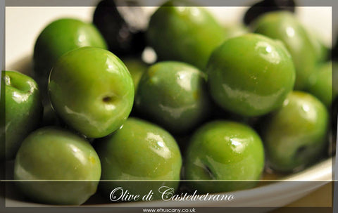 Castelvetrano Olives (unpitted)