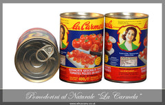 "Cherry Tomatoes Tin ""La Carmela"""