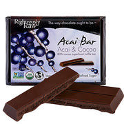 80% Acai & Cacao Superfood Bar