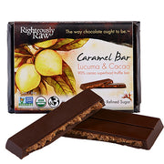 90% Cacao Caramel Bar