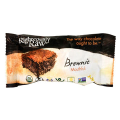 Brownie Mouthfuls - Righteous Cacao