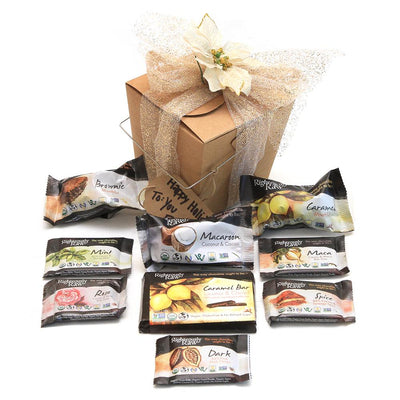 Chocolate Lover's Delight Gift Basket - Righteous Cacao