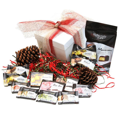 Chocolate Lover's Desire Gift Basket - Righteous Cacao