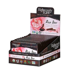 Rose Maqui Cacao Bar - Righteous Cacao