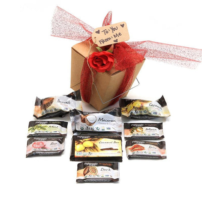 With Love - Delight Gift Basket - Righteous Cacao