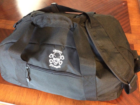 Chronic Strength Large Duffel Bag