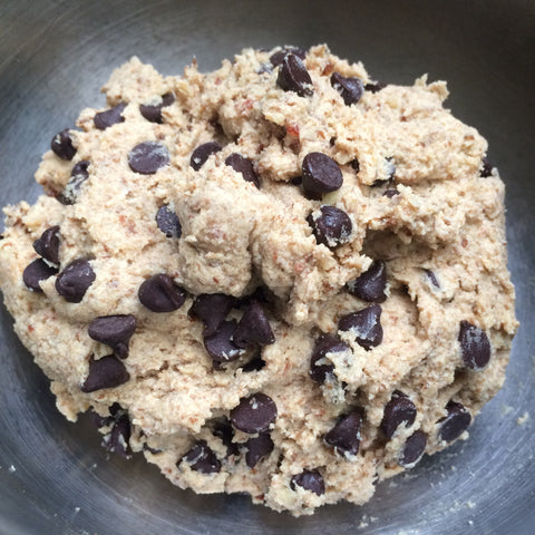 Chronic Chocolate Chip Protein Cookie Dough