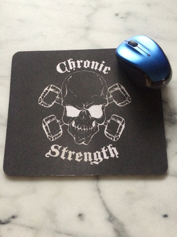 Chronic Strength Mouse Pad