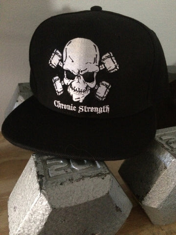 Chronic Strength Snapback Hat