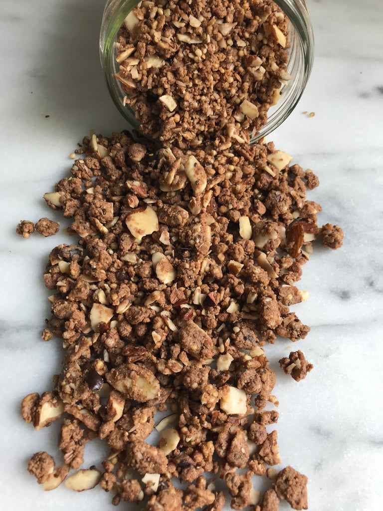 Low Carb Protein Crumble