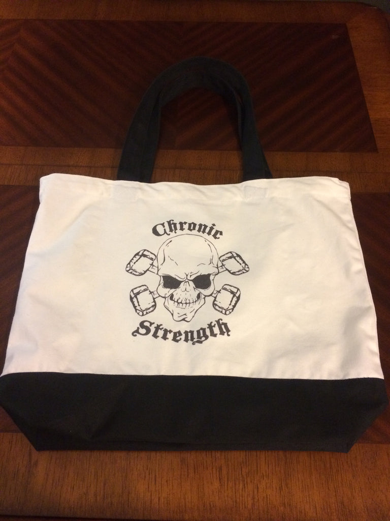 Chronic Strength Tote Bag
