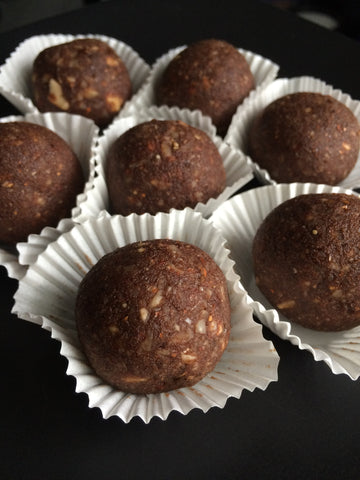 Cacao Protein Truffles