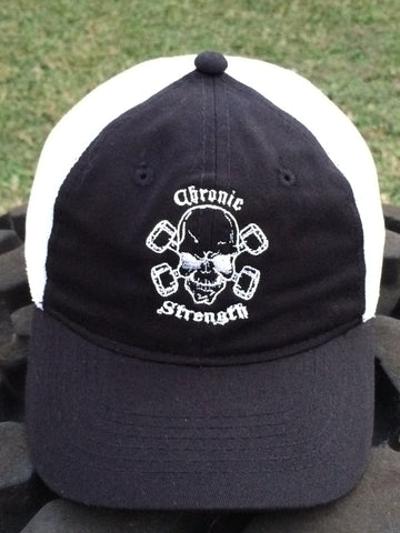 Chronic Strength Mesh Back Hat