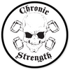 Chronic Strength Round Decals