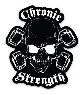 Chronic Strength Magnet