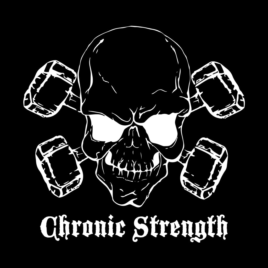 Chronic Strength Large Decal