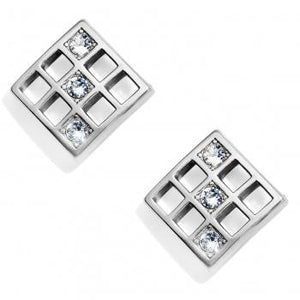 Brighton Bonjour Post Earrings