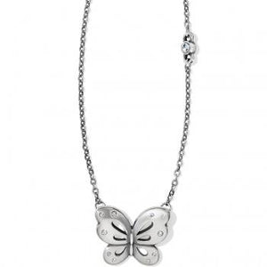 Brighton Butterfly Kiss Petite Necklace