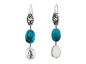 Brighton Mediterranean French Wire Earrings
