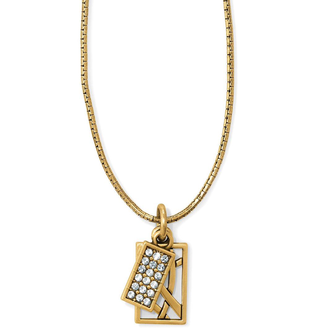 Brighton Meridian Zenith Charm Necklace