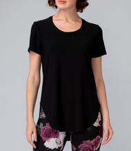 Load image into Gallery viewer, Joseph Ribkoff Rounded Hem Tee