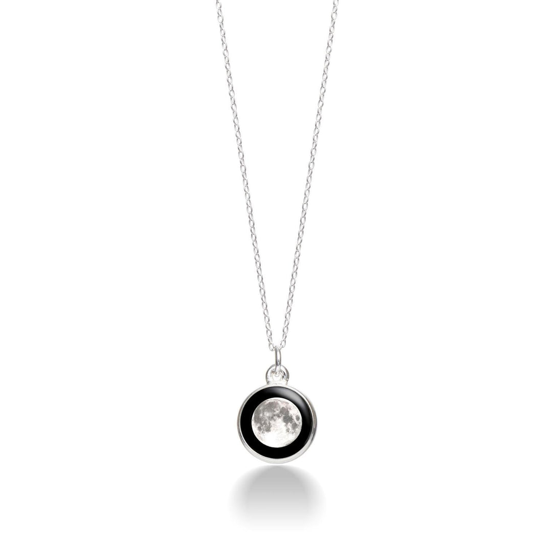 Moon Glow Phase PL Necklace