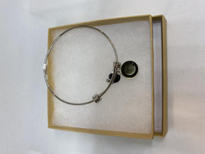 Moonglow Phase CD Charm Bracelet
