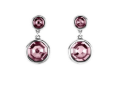 UNO de FIFTY Double Trouble Earrings