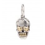 Waxing Poetic Skull Love Personal Vocabulary Charm