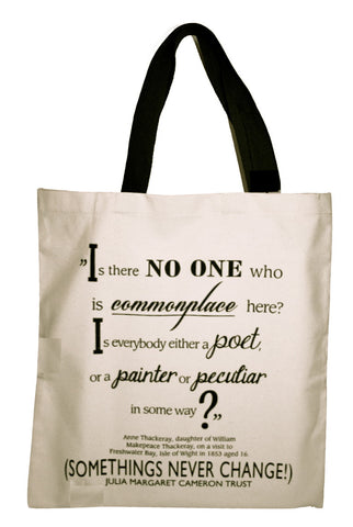 Commonplace Canvas Shopper