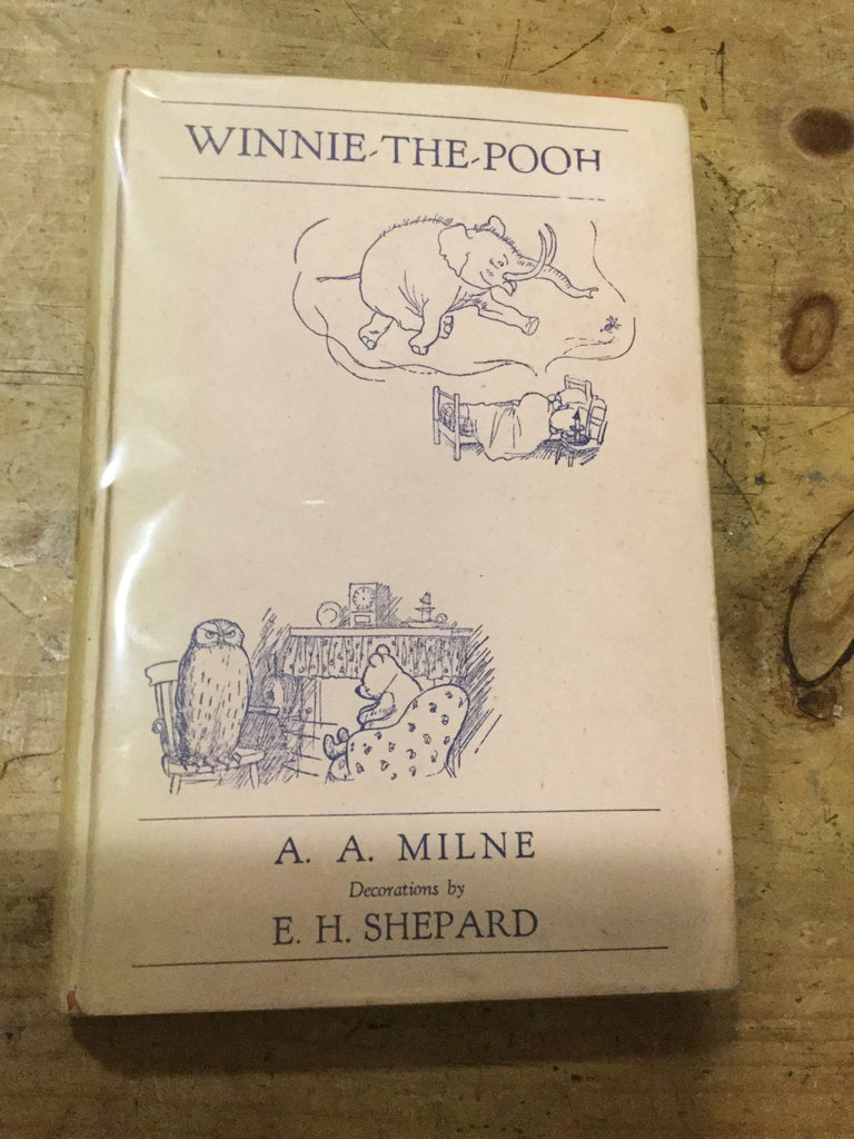 Whinnie the Pooh by A A Milne