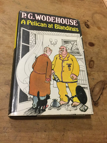 A Pelican at Blandings by PG Wodehouse