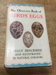 The Observer's Book of Birds' Eggs