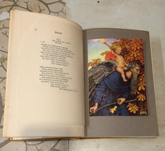 Palgraves Golden Treasury of Songs & Lyrics. Illustrated by Eleanor Fortescue Brickdale