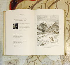 Selections from the Poets; Wordsworth compiled by Andrew Lang
