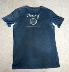 Henry- All-over print Artee