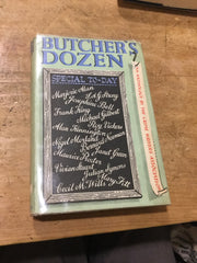 Butcher's Dozen: An anthology