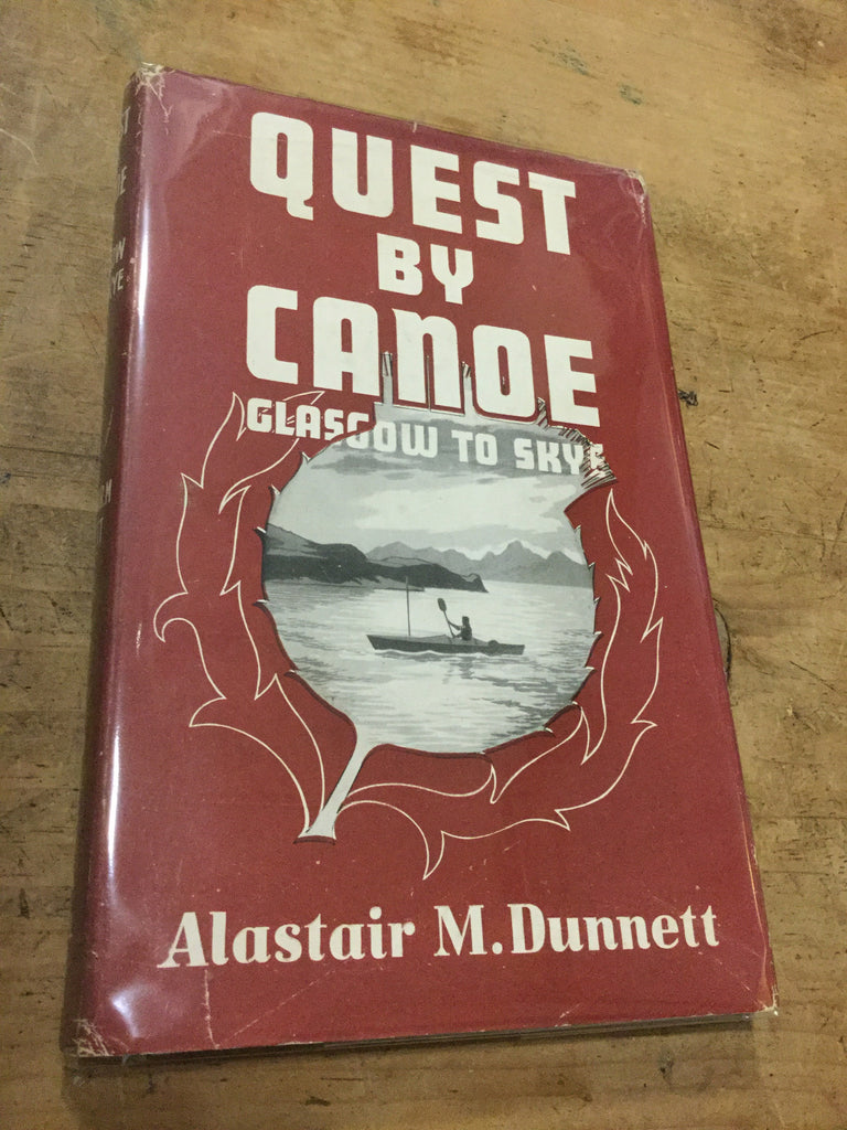 Quest by Canoe